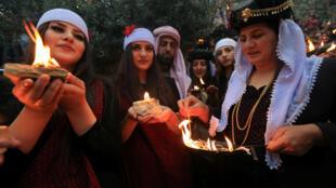 جشن سال نو ایزدی ها