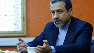 عباس عراقچی، عضو ارشد تیم مذاکره کننده هستهای ایران