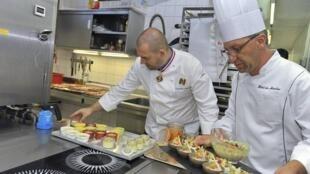 L'opération Goûts de France-Good France vise à promouvoir la gastronomie française.