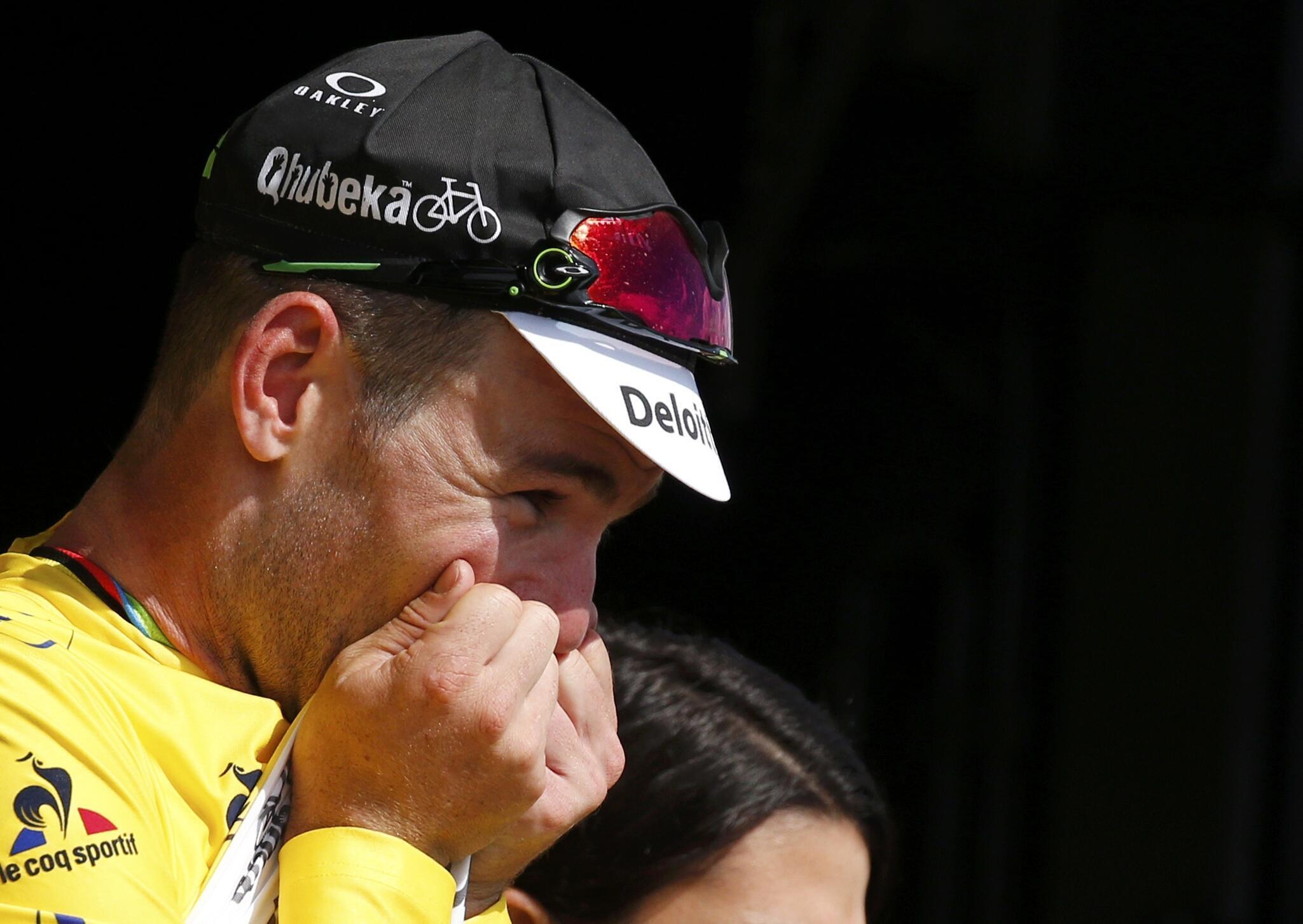 Britânico Mark Cavendish foi o mais rápido neste primeiro dia da Volta da França.