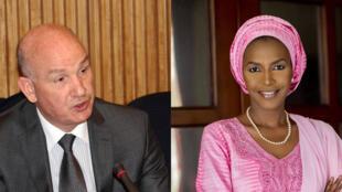 Smaïl Chergui et Fatima Kyari Mohammed se présentent à la tête de la commission Paix et sécurité de l'Union africaine.