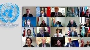 Conseil de securité Online