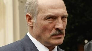 Shugaban kasar Belarus Alexander Lukoshenko.