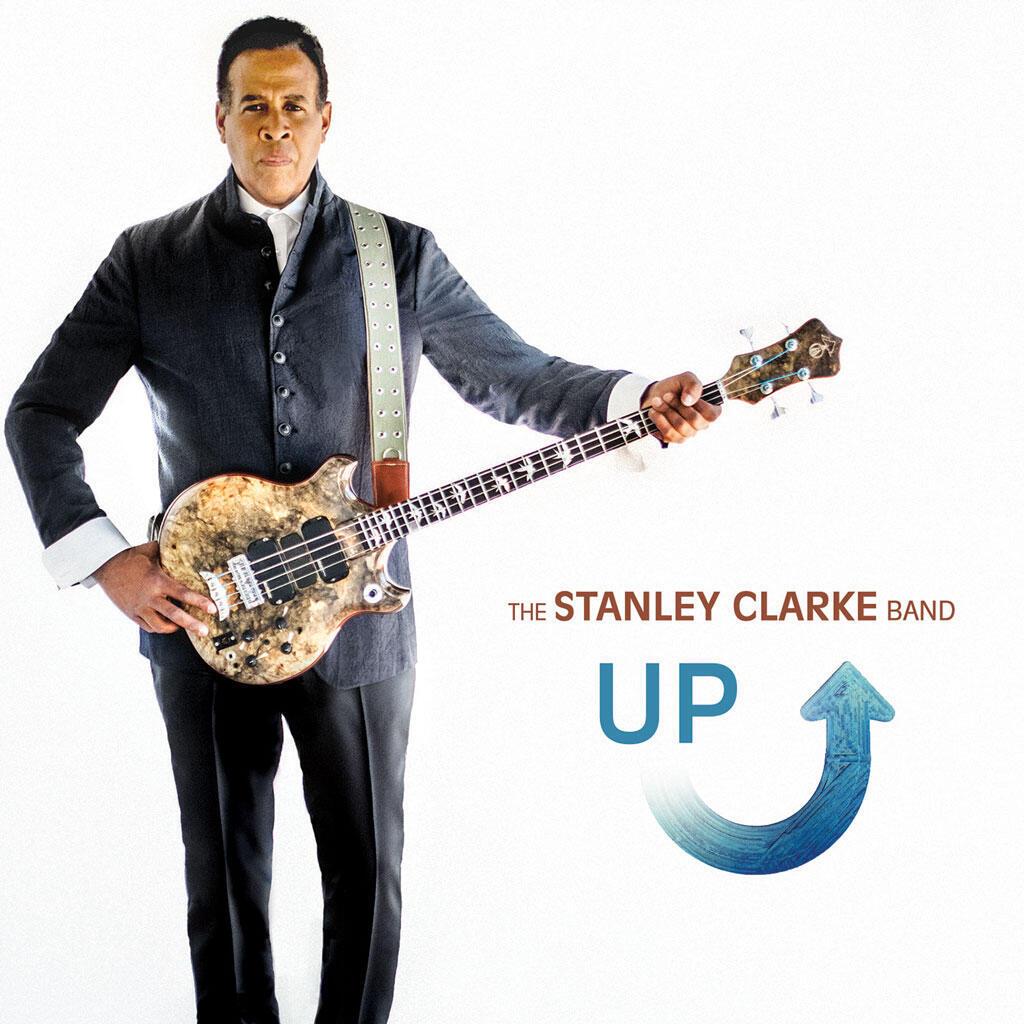 Album «Up» - Stanley Clarke