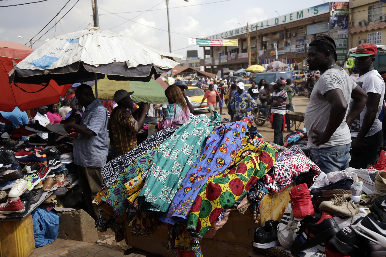 PHOTO Marché de Mokolo - Yaoundé