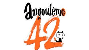 Эмблема фестиваля комиксов в Ангулеме 2015 года (Angoulême), 29/01/2015