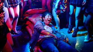 En Chine, le cinéma a le vent en poupe. Scène tirée du film «Breakup Buddies», de Ning Hao.