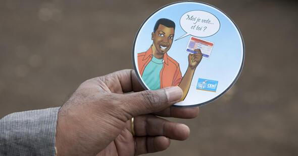 Dossier spécial élections en RDC