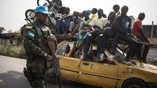 Recent election-based violence in the Central African Republic has displaced more than 200,000, the United Nations said