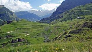 Лето в горах Дагестана