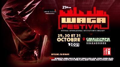 WAGA FESTIVAL (29, 30 ET 31 OCTOBRE)