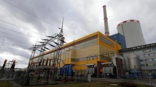 Ảnh minh họa: Một nhà máy điện chạy than tại Cộng hòa Séc. Ảnh chụp ngày 09/02/2019.