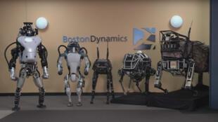 La nouvelle version du robot Atlas de la société américaine Boston Dynamics obéit aveuglément aux ordres, sans état d'âme.