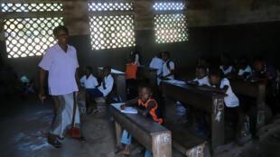 Une école en RDC (image d'illustration).