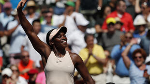 Sloane Stephens has won every time she has reached a final.