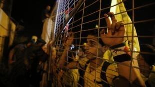 Israël va libérer 26 détenus palestiniens.