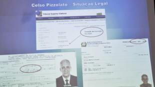 Henrique Pizzolato é procurado pela Polícia Federal do Brasil.