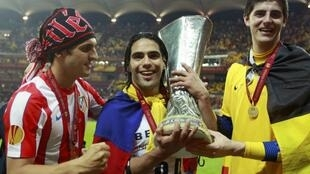 Atlético de Madrid vence Liga Europa