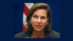 سخنگوی وزارت امور خارجۀ آمریکا Victoria Nuland