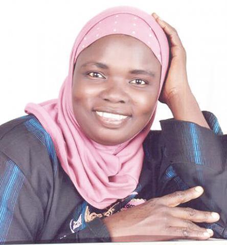 'Yar wasan fim din Hausa, Saratu Gidado Daso