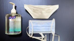 L'encadrement des prix de vente des gels hydroalcooliques et des masques chirurgicaux à usage unique a été prolongé jusqu'à la fin prévue de l'état d'urgence sanitaire en France, le 10 juillet.