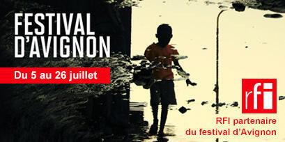 RFI – партнер Авиньонского фестиваля этого года (5-26 июля 2013).
