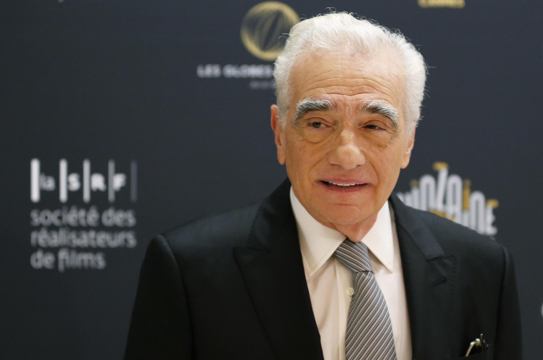 Martin Scorsese, homenageado nesta quarta-feira (9) na Quinzena dos Realizadores de Cannes.