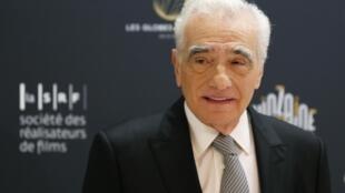 Martin Scorsese, homenageado nesta quarta-feira (9), na Quinzena dos Realizadores de Cannes.