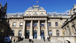 Le palais de justice de Paris, qui abrite la cours d'assises.