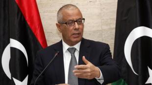 Tsohon Firaministan Ministan Libya Ali Zeidan