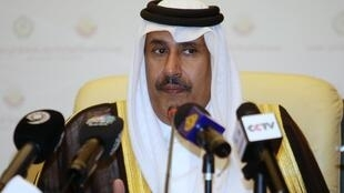 نخست وزیر قطر، شيخ حامد بن جاسم آل ثانی
