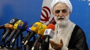 غلامحسین محسنی اژه ای از محکومیت یک شهروند آمریکایی - ایرانی خبر داد