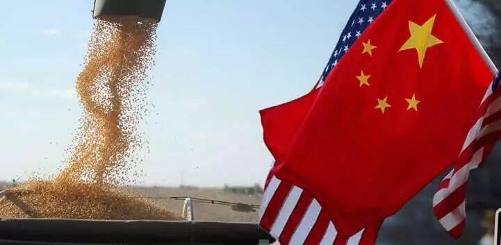 中美貿易戰聚焦美國農產品