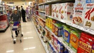 O consumo das famílias é um dos responsáveis pelo crescimento do PIB americano.