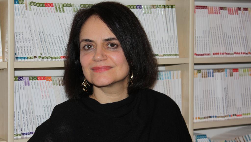 شهلا شفیق، پژوهشگر و نویسندۀ ایرانی در تبعید