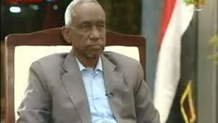 Makamu wa rais wa Sudan Ali Osman Taha