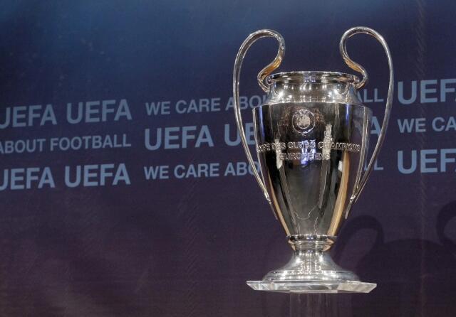 O sorteio das oitavas de final foi realizado nesta sexta-feira, em Nyon, na Suíça, sede da UEFA.