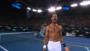 El serbio Novak Djokovic, ganador el  domingo 29 de enero de su tercer Abierto de Australia, conserva el liderato del tenis  mundial frente al español Rafael Nadal, finalista en Melbourne.