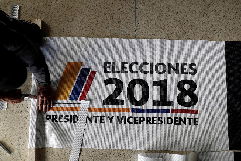 ការរៀបចំបោះឆ្នោតប្រធានាធិបតីកូឡុំប៊ី នៅ Bogota
