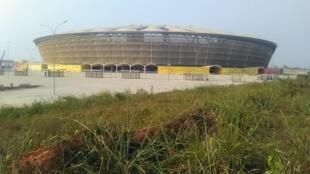 Le Stade Japoma de Douala.