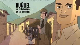 """""""Buñuel en el laberinto de las tortugas"""" ganó la mención del jurado del Festival de la animación de Annecy."""