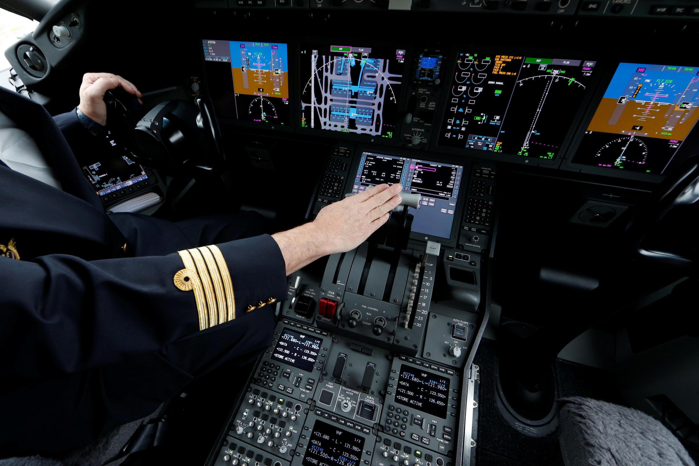 Estudo diz que um em cada oito pilotos de avião é atingido por depressão.