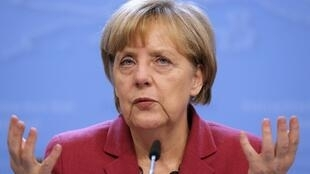 10月24日默克爾在歐盟