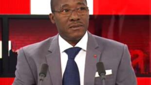 Gnénéma Mamadou Coulibaly, ministre ivoirien de la Justice.