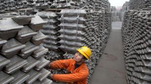 中国金属产品