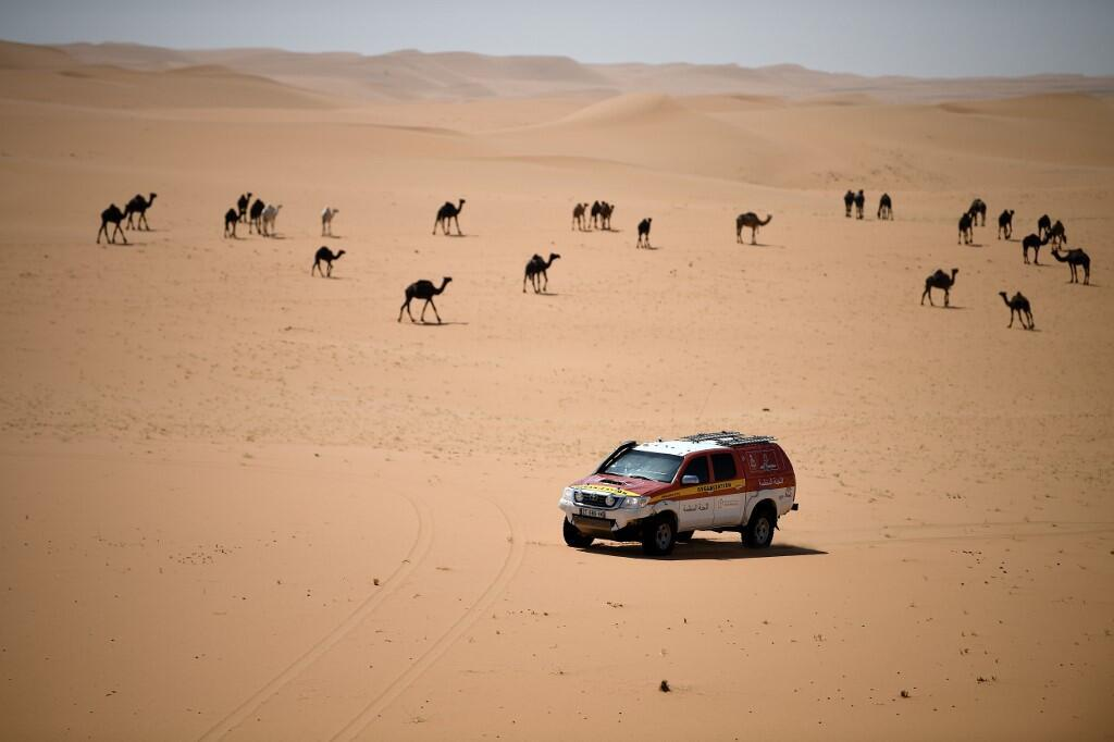 O próximo Rally Dakar será na Arábia Saudita em janeiro de 2020.