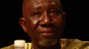 Rasmané Ouedraogo, ici en 2008.
