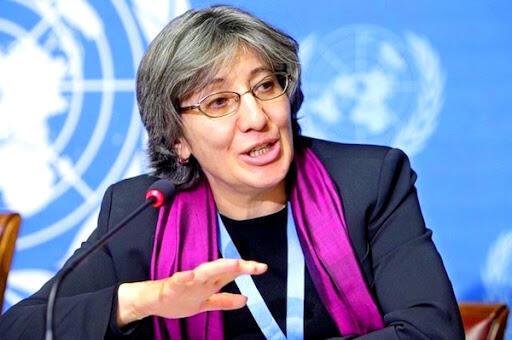 سیما سمر، وزیر دولت در امور حقوق بشر و روابط بینالملل افغانستان