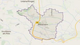 موقعیت جغرافیایی Wallerstein