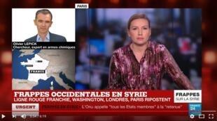 法國化武專家Olivier Lepick